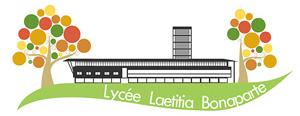 Lycée Laetitia Bonaparte Logo